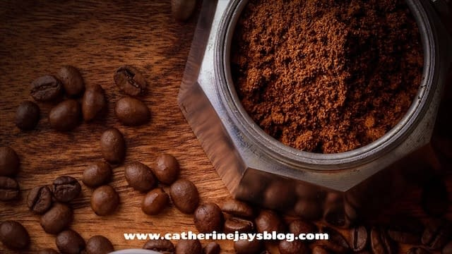 recipe for coffee body scrub