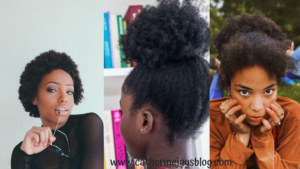4c hair type